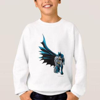Batman duckt sich sweatshirt