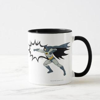 Batman-Durchschlag Tasse