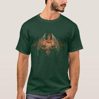 Batman-Fehlschlag mit Schnörkel T-Shirt