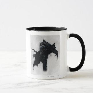 Batman-Illustration Tasse