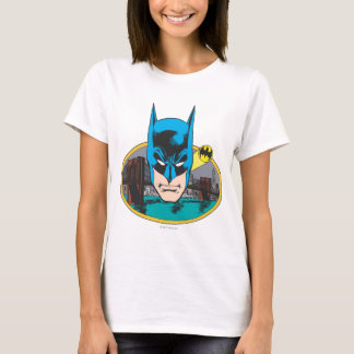 Batman-Kopf T-Shirt