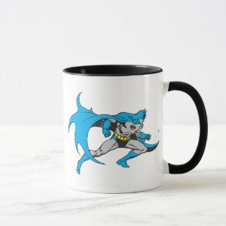 Batman-Laufleinen Tasse