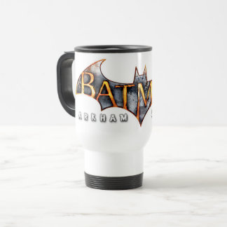 Batman: Logo Arkham Asyl-| Reisebecher