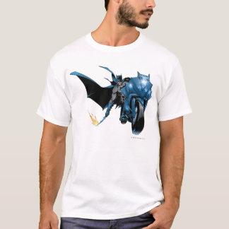 Batman mit Zyklus T-Shirt