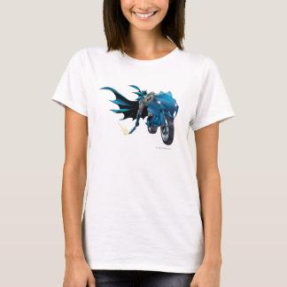 Batman reibt den Boden T-Shirt