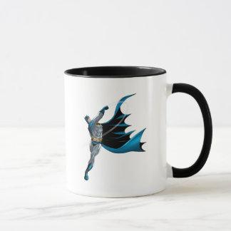 Batman-Schwingen-Durchschlag Tasse