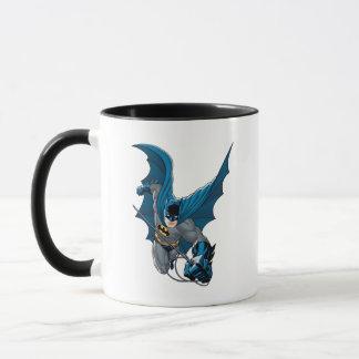 Batman schwingt vom Seil Tasse
