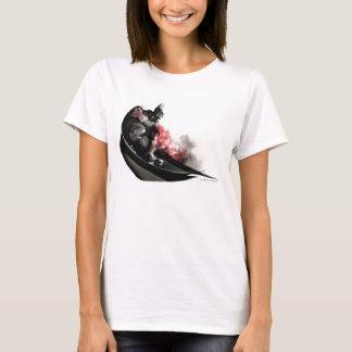 Batman-Stadt-Rauch T-Shirt