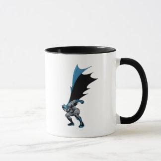 Batman stampft Stiefel Tasse