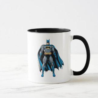 Batman steht oben tasse