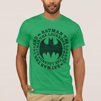 Batman-Symbol   das Legenden-Logo T-Shirt