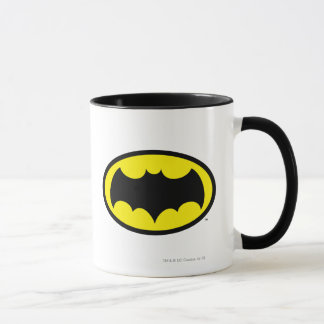 Batman-Symbol Tasse