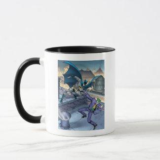 Batman u. Joker - Kampf Tasse
