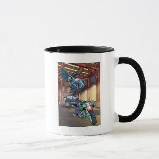Batman u. Joker - Reitmotorräder Tasse