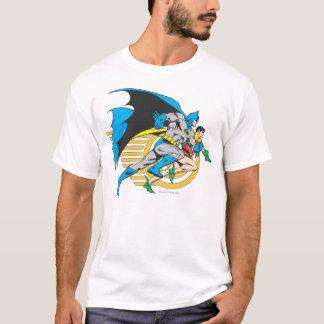 Batman u. Robin-Profil T-Shirt