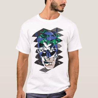 Batman und die Joker-Collage T-Shirt