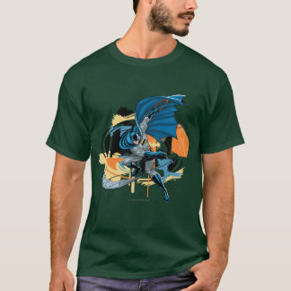Batman-Wurf T-Shirt
