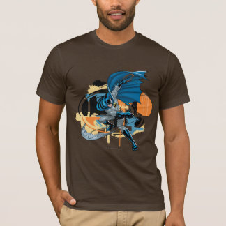 Batman-Wurf T-Shirt