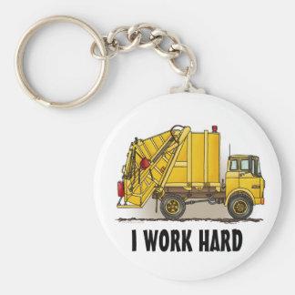 Bau-Schlüsselkette des Abfall-LKW-2, die ich Schlüsselanhänger