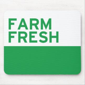 Bauernhof frisch mousepad
