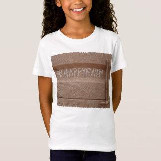 Bauersspaß HappyFarm stellen Ihre eigenen T-Shirt