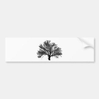 Baum des Lebens Autoaufkleber