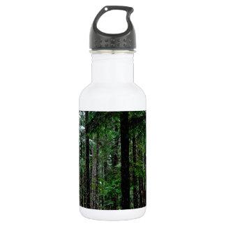 Baum-Piney Holz Trinkflaschen