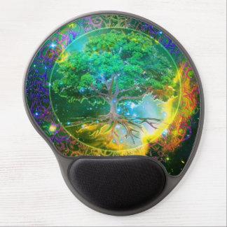 Baum von LebenWellness Gel Mouse Pads