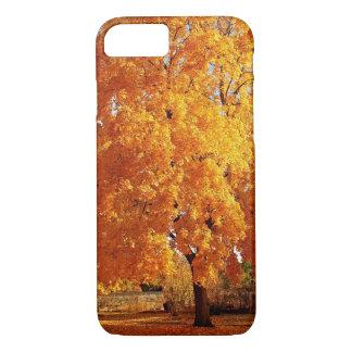 Baum-Wirklichkeits-Herbst iPhone 8/7 Hülle