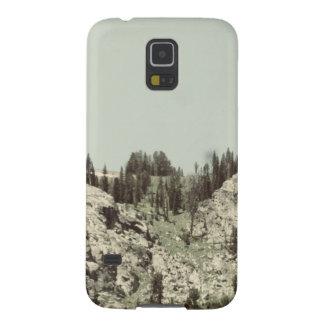 Bäume und Hügel Samsung Galaxy S5 Cover