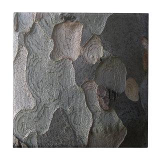 Baumrindemakrophotographie Keramikfliese