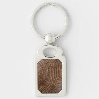 Baumringe Schlüsselanhänger