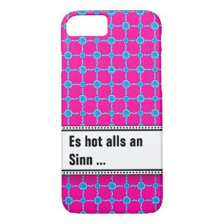 Bayerisch iPhone 8/7 Hülle
