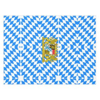 Bayerische Flagge Tischdecke