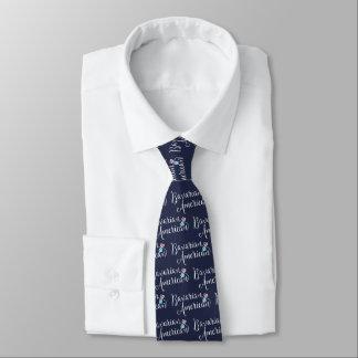 Bayerischer Amerikaner entwirrte Herz-Krawatte Individuelle Krawatte
