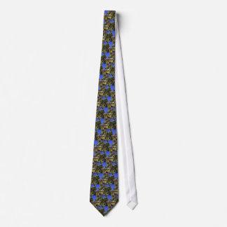 bayerischer Herbst Bedruckte Krawatte