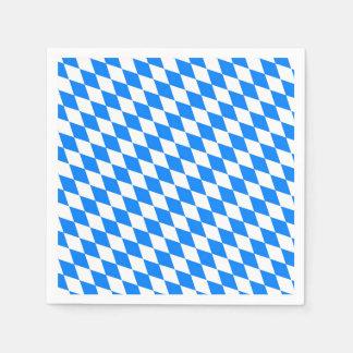 Bayerisches Art Oktoberfest Party-Papierservietten Servietten