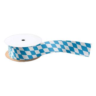 Bayerisches Flaggenband Satinband