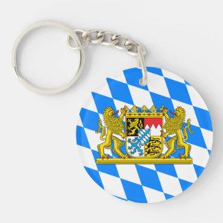 Bayerisches Wappen Schlüsselanhänger