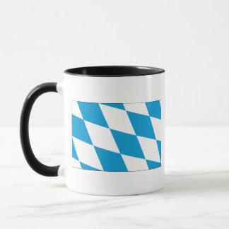 Bayern-Flaggen-bayerisches Flaggen-Geschenk Tasse