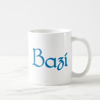 bazi Bayrisch bayerisch Bayern Bavaria Kaffeetasse