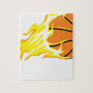 bball Flamme Puzzle
