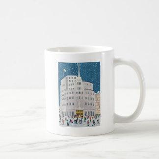 BBCs Sendungs-Haus Kaffeetasse