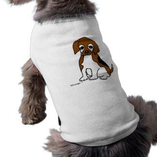 Beagle-Baby-Billy-Haustier-Strickjacke Top