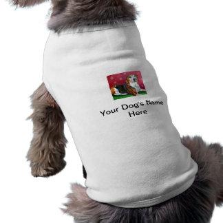 Beagle-Hündchen-T - Shirt