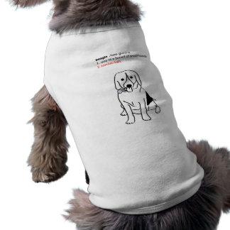 Beagle-Zombie-Köder Top