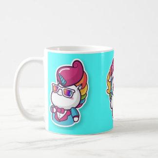Becher Einhörner Style Kaffeetasse