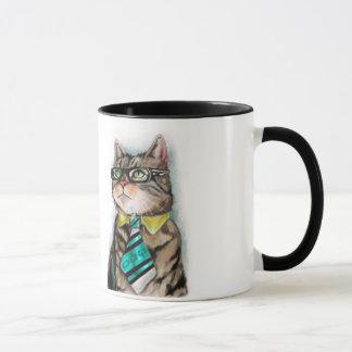 Becher Katze Geek Tasse