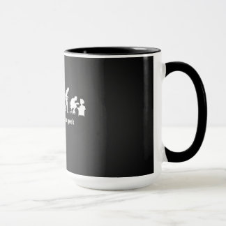 Becher Man Geek Evolution Tasse