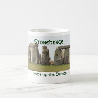 Becher Stonehenge, Zuhause der Druiden Tasse
